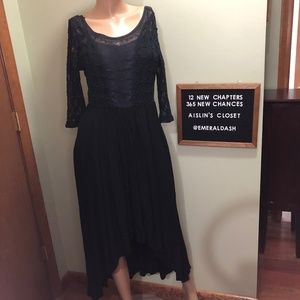 Free People Lonesome Dove High Dress